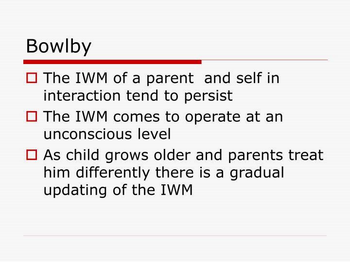Bowlby
