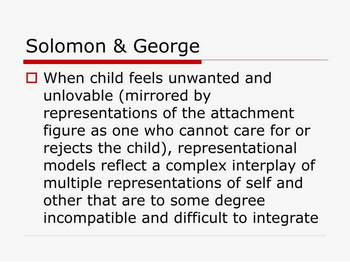 Solomon & George