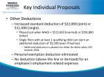 key individual proposals4