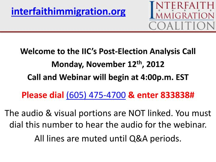 Interfaithimmigration org