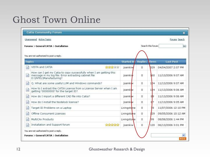 Ghost Town Online