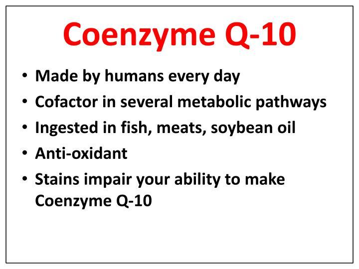 Coenzyme Q-10