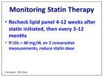 monitoring statin therapy2