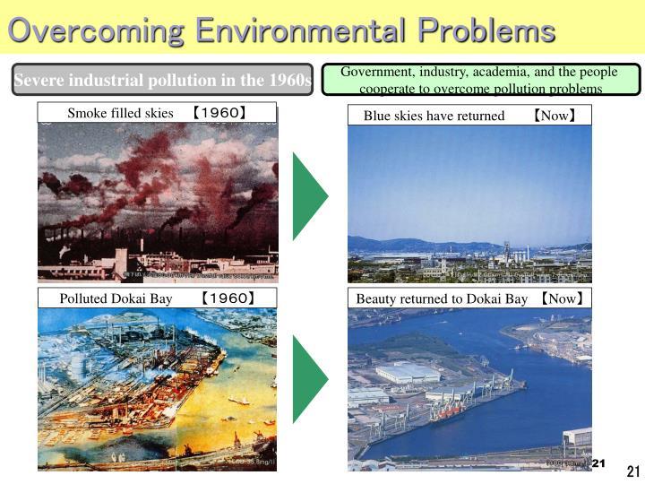Overcoming Environmental Problems