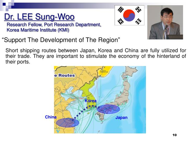 Dr. LEE Sung-Woo
