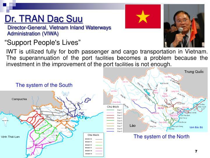 Dr. TRAN Dac Suu