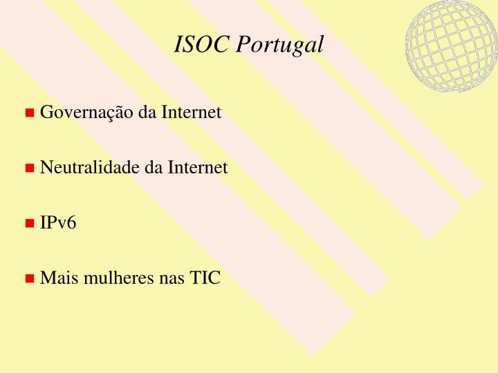 ISOC Portugal