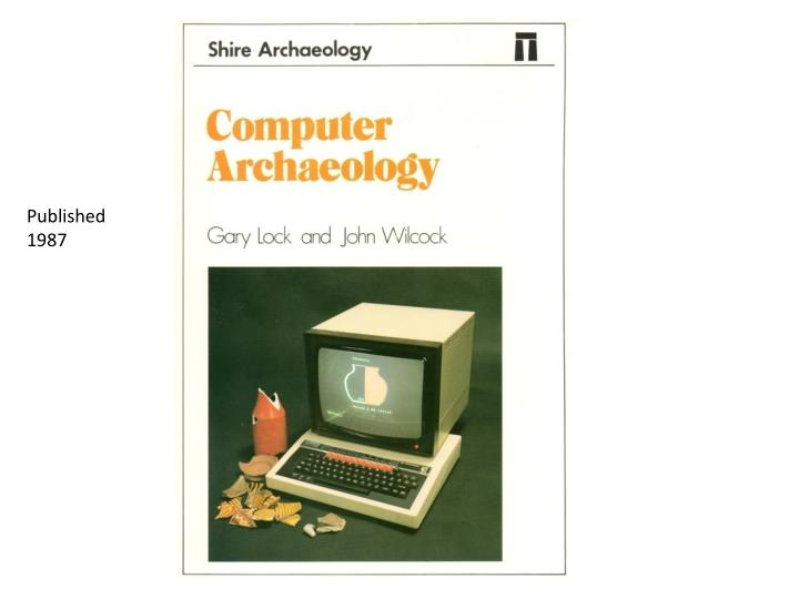 Published 1987