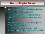 grove s english poems1