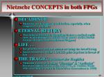 nietzsche concepts in both fpgs1