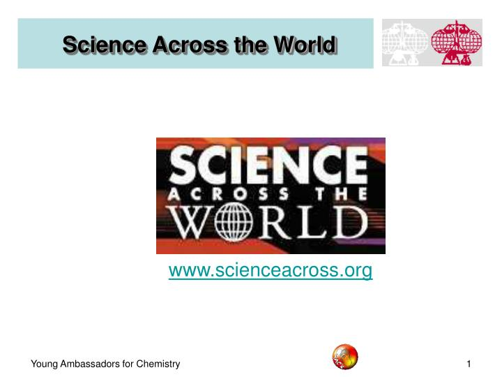 science across the world