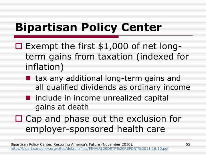 Bipartisan Policy Center