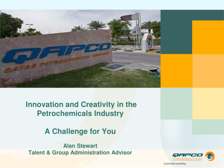 Innovation and Creativity in the