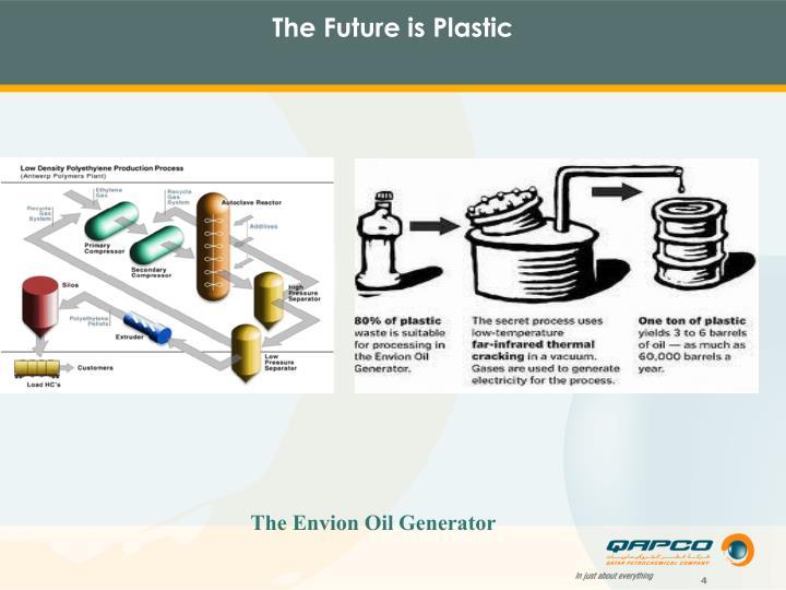 The Future is Plastic
