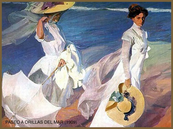 PASEO A ORILLAS DEL MAR (1909)