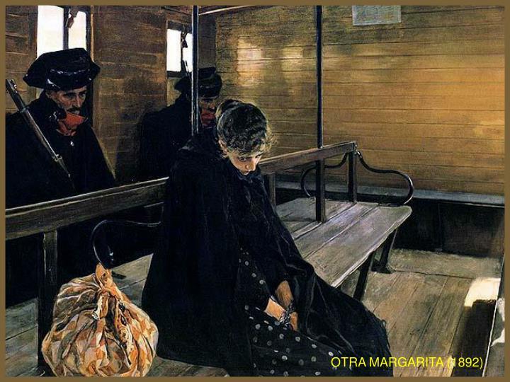 OTRA MARGARITA (1892)