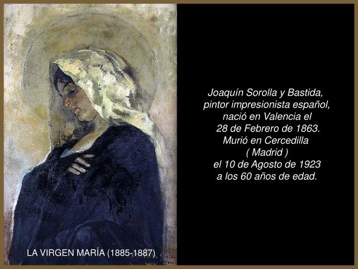 Joaquín Sorolla y Bastida,