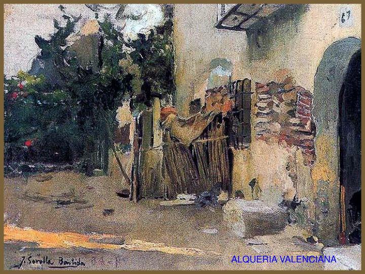 ALQUERIA VALENCIANA