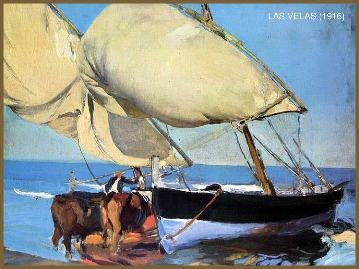 LAS VELAS (1916)