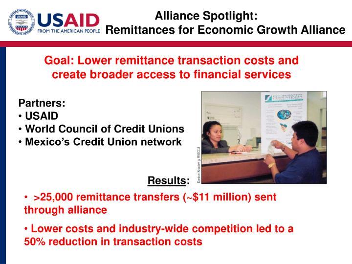 Alliance Spotlight: