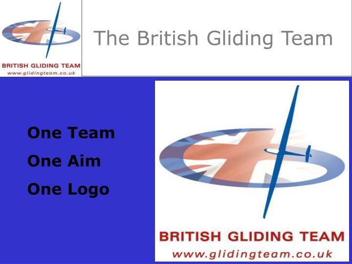 The British Gliding Team