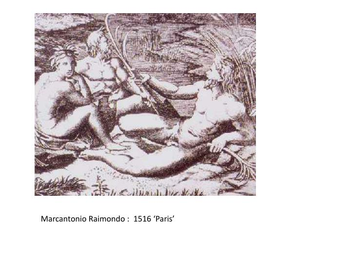 Marcantonio