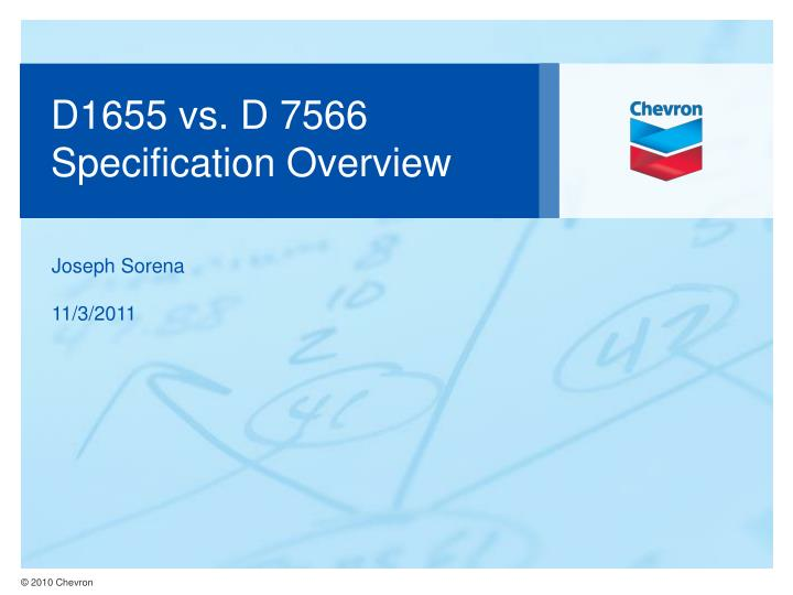D1655 vs d 7566 specification overview