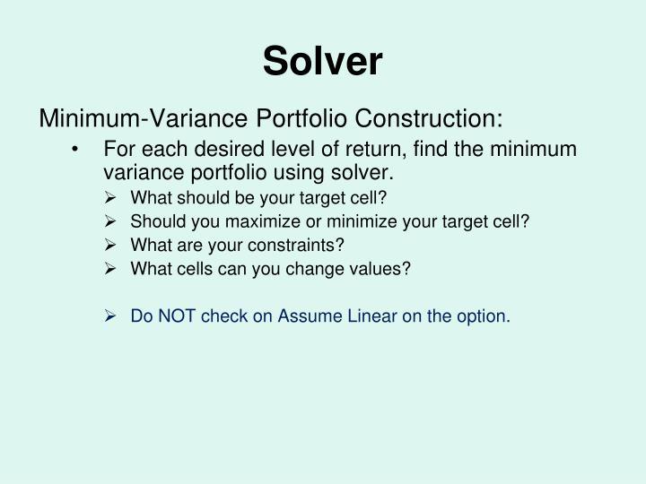 Solver