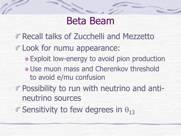 Beta Beam