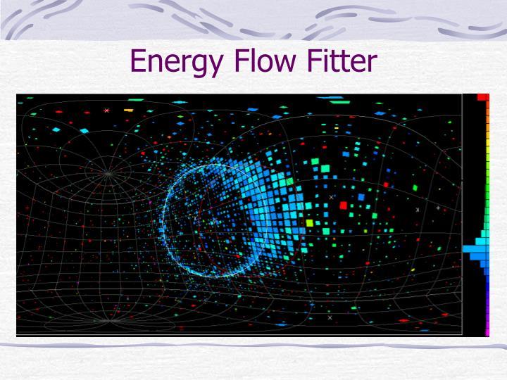 Energy Flow Fitter