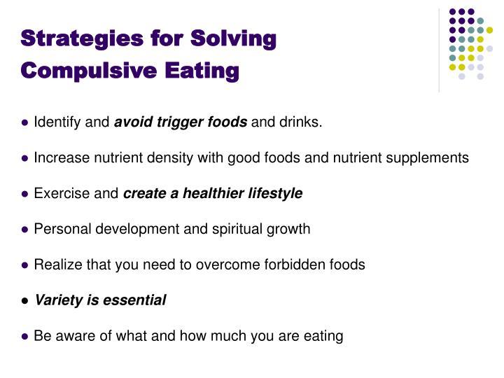 Strategies for Solving