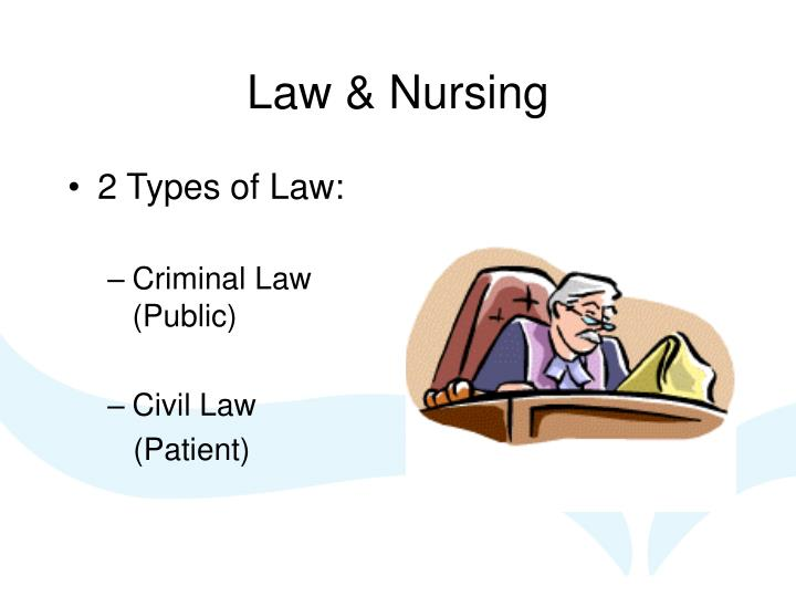 Law & Nursing