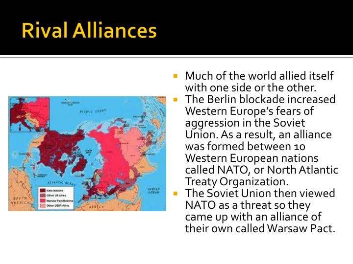 Rival Alliances