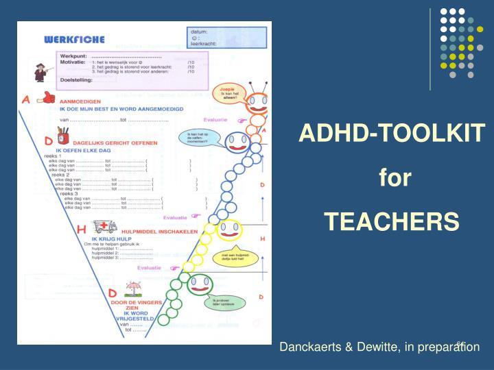 ADHD-TOOLKIT