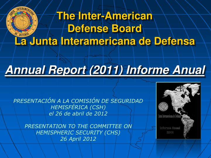 The Inter-American