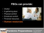 fbos can provide5