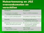 huisartsenzorg en jgz overeenkomsten en verschillen3