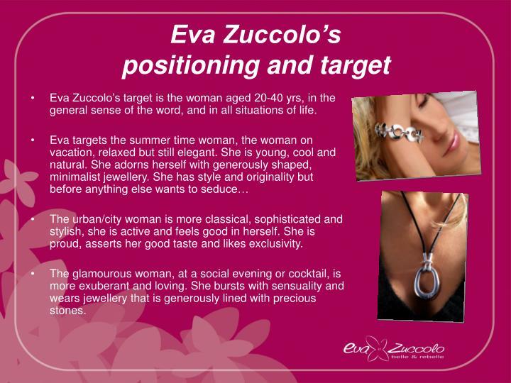 Eva Zuccolo's