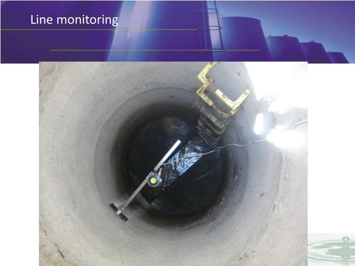 Line monitoring