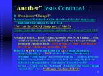 another jesus continued4