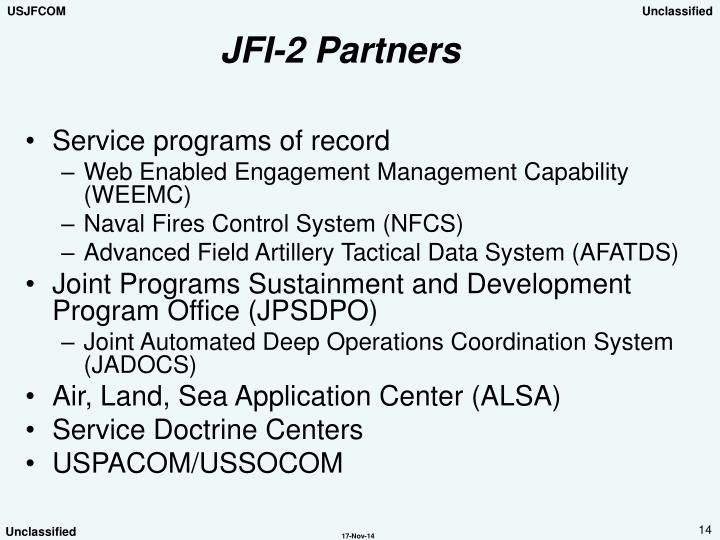 JFI-2 Partners