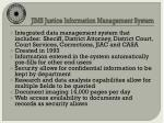 jims justice information management system