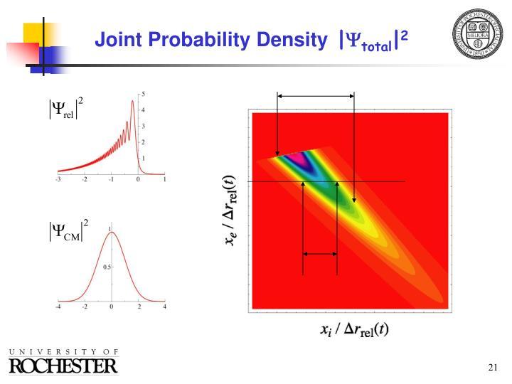 Joint Probability Density