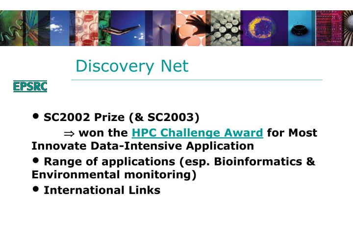 Discovery Net