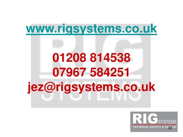 www.rigsystems.co.uk
