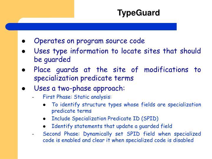 TypeGuard