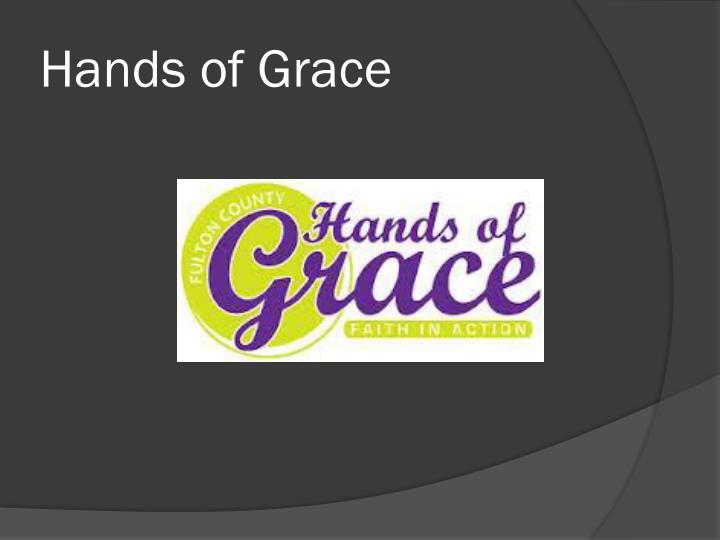 Hands of Grace