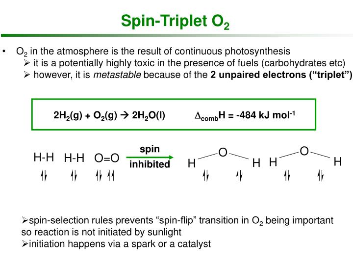 Spin-Triplet O