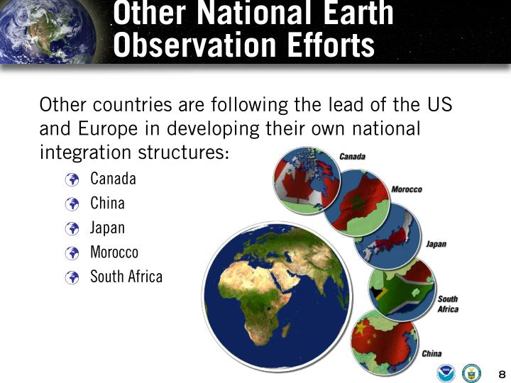 Other National Earth