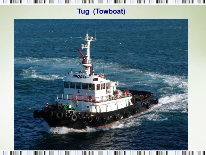 Tug  (Towboat)